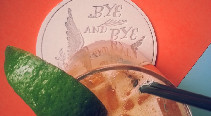 Bar Review: Bye & Bye [Portland]