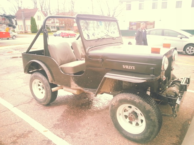 Beautiful Willys Restoration Spotted in Vermont