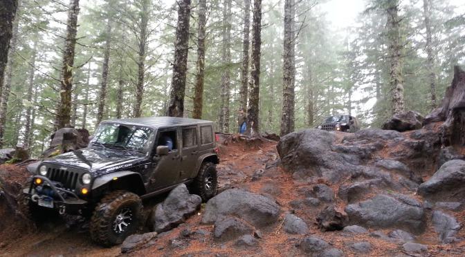 Trail Report: Archer's Firebreak [Oregon]