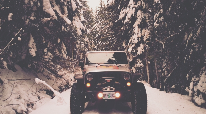 Trail Report: Barlow Trail [Oregon]