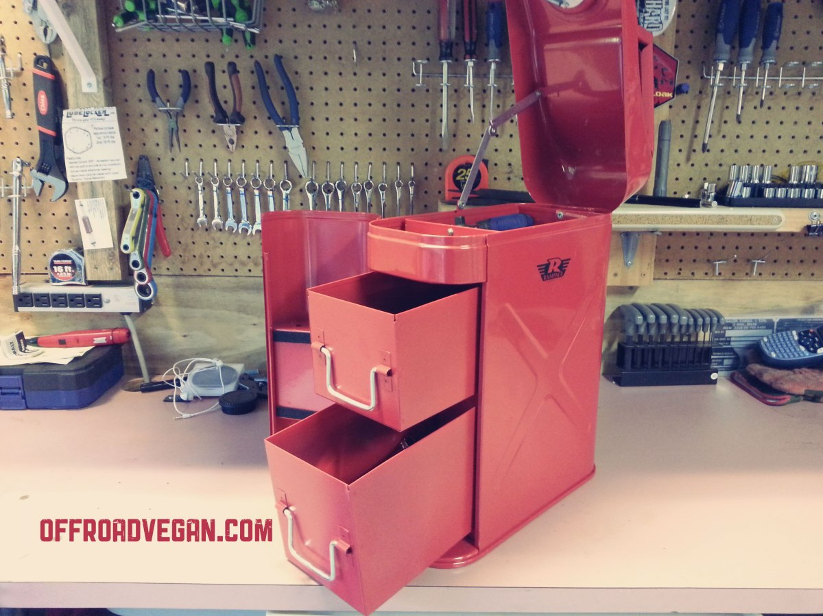 Product Review: Rampage Products' Jerry Can Toolbox