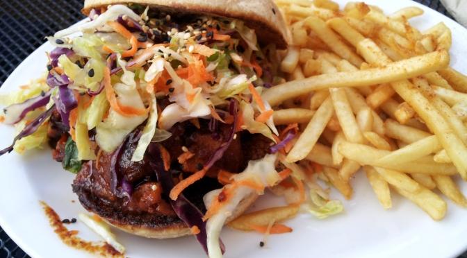 Restaurant Review: Native Foods Cafe [Portland]
