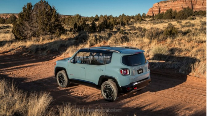 Jeep's New Renegade is far from a concept