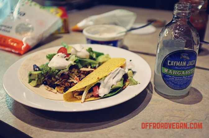 Recipe: Vegan Taco Night
