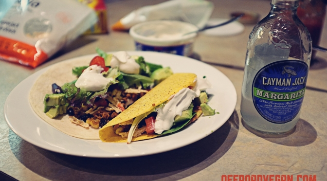 Recipe: Vegan Taco Night