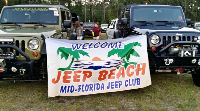 Day 1 from Jeep Beach: Cold Beer, Jeeps, and Meeting old Friends