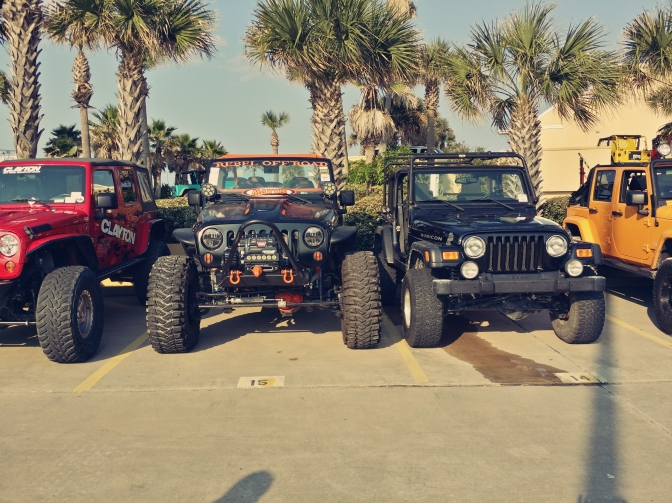 Day 2 from Jeep Beach: Roadside Tombs and Jeep Parties on the Beach