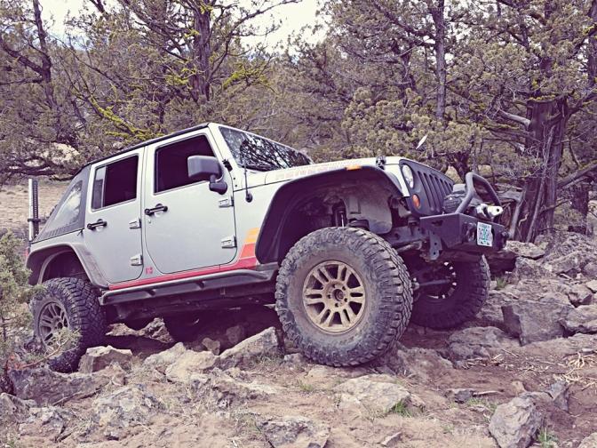 Trail Report: Cline Butte Trail #34 [Oregon]