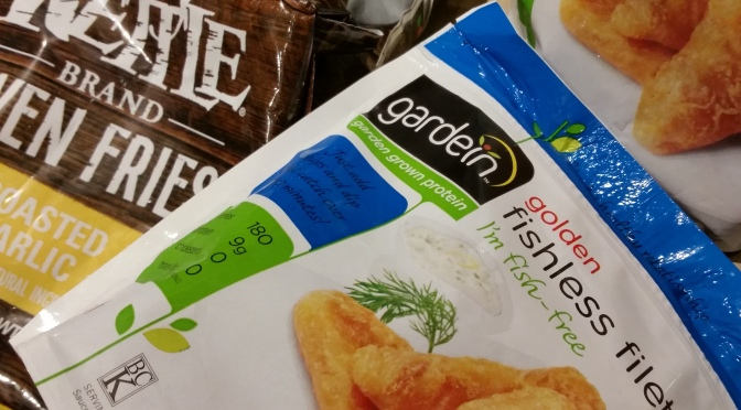 Product Review: Gardein Fishless Filets