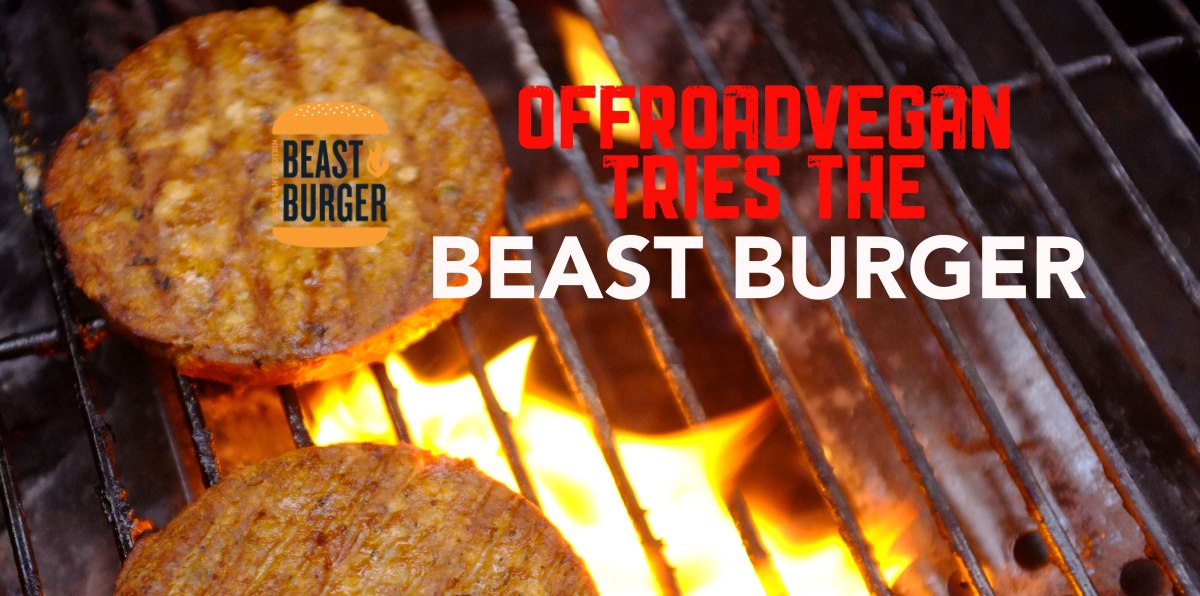Product Review: Beyond Meat's BEAST BURGER