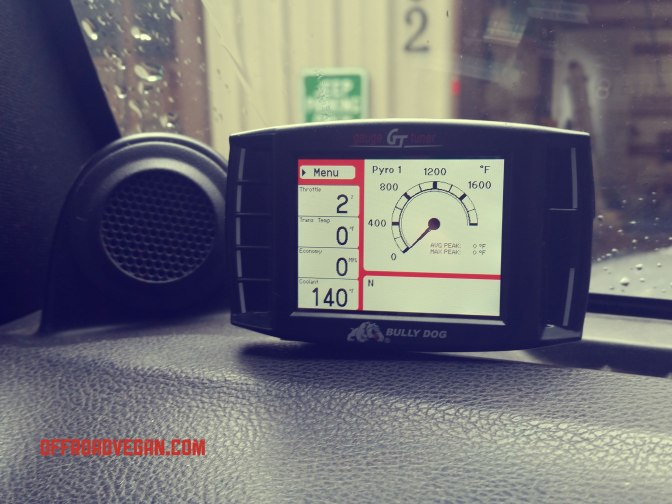 Product Install: Bully Dog GT Platinum Tuner