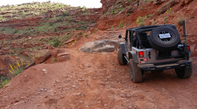 It's Easter Jeep Safari Week!