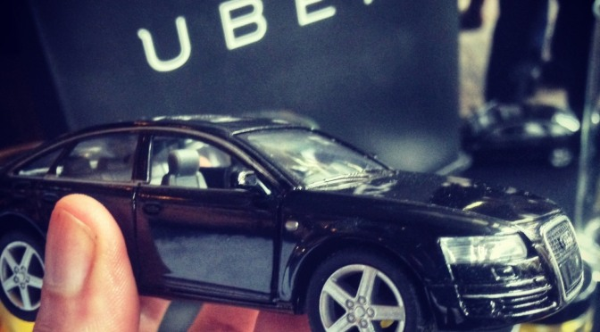My Experience with Uber and why it rocks!