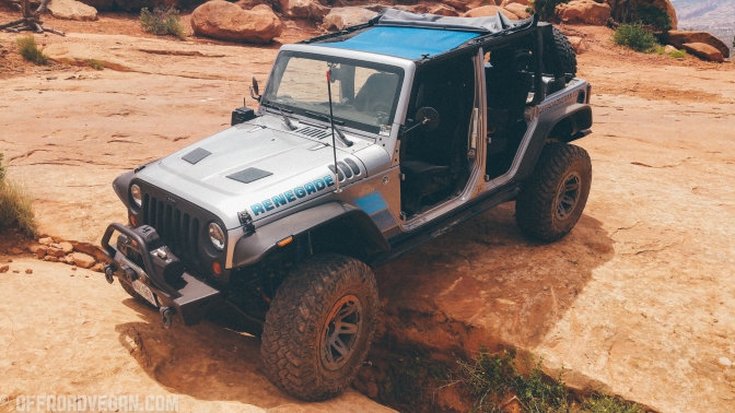 Product Review: SpiderWebShade for JKU