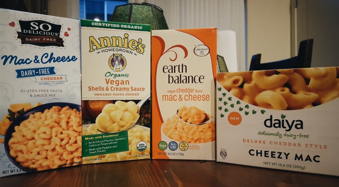 Vegan Mac & Cheese Shootout!