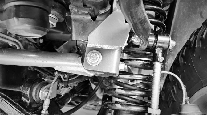 Product Install: Synergy Sector Shaft Brace Kit
