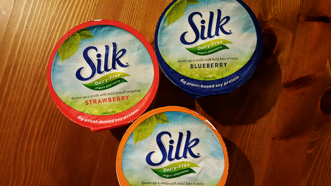 Product Review: Silk Dairy Free Yogurt Alternative
