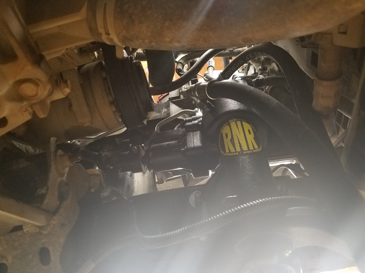 Product Install: Redneck Ram Hydro Assist Kit + Synergy Sector Shaft Brace