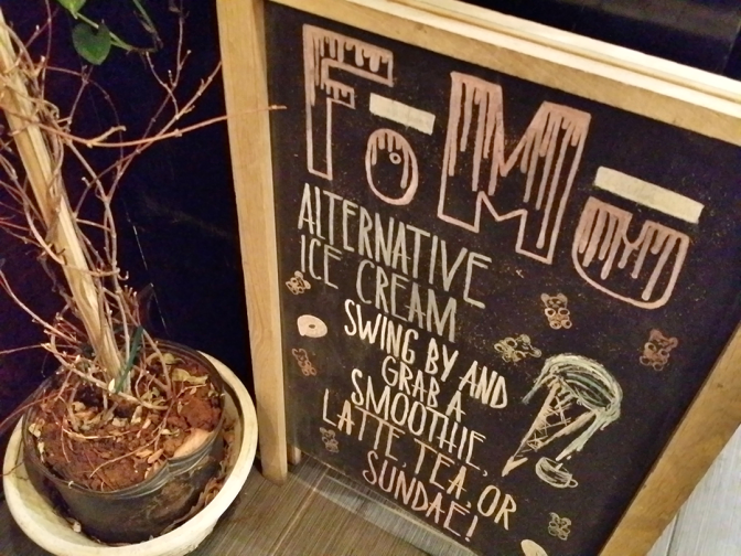 Restaurant Review: FoMu Ice Cream [Boston]
