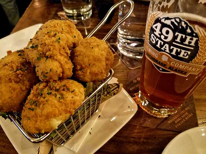 RESTAURANT REVIEW: 49TH STATE BREWING [ANCHORAGE]