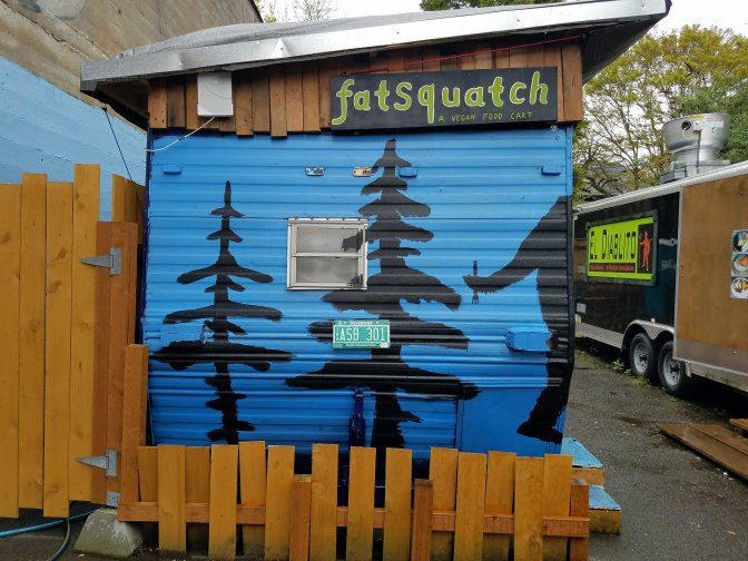 Restaurant Review: Fatsquatch [Portland]