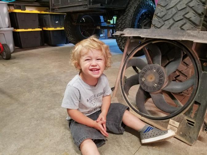 Advisory: Failing Radiator Fans in Jeep JKs
