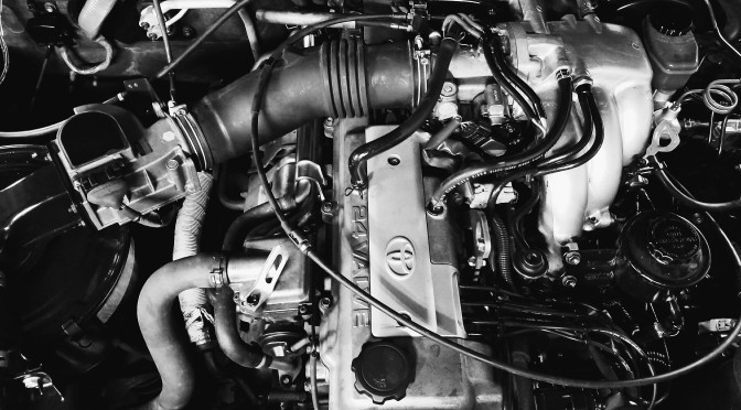 Engine Rebuild for a 1993 Land Cruiser